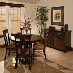 Photo Of Oak Ridge Furniture   Jamesport, MO, United States. Chancellor Ped.