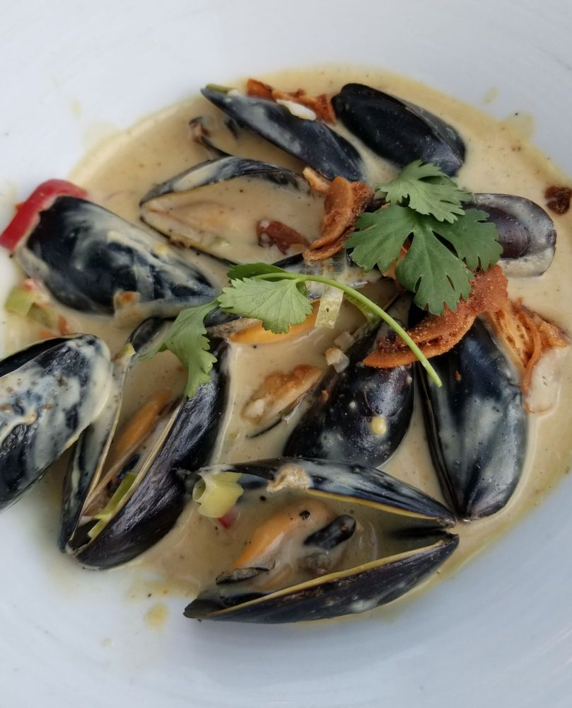THAI CURRY MUSSELS SO GOOD YELP