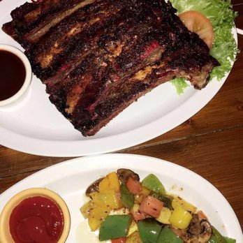 Photo Of Iron Horse BBQ   Oakhurst, CA, United States. Full Beef Ribs