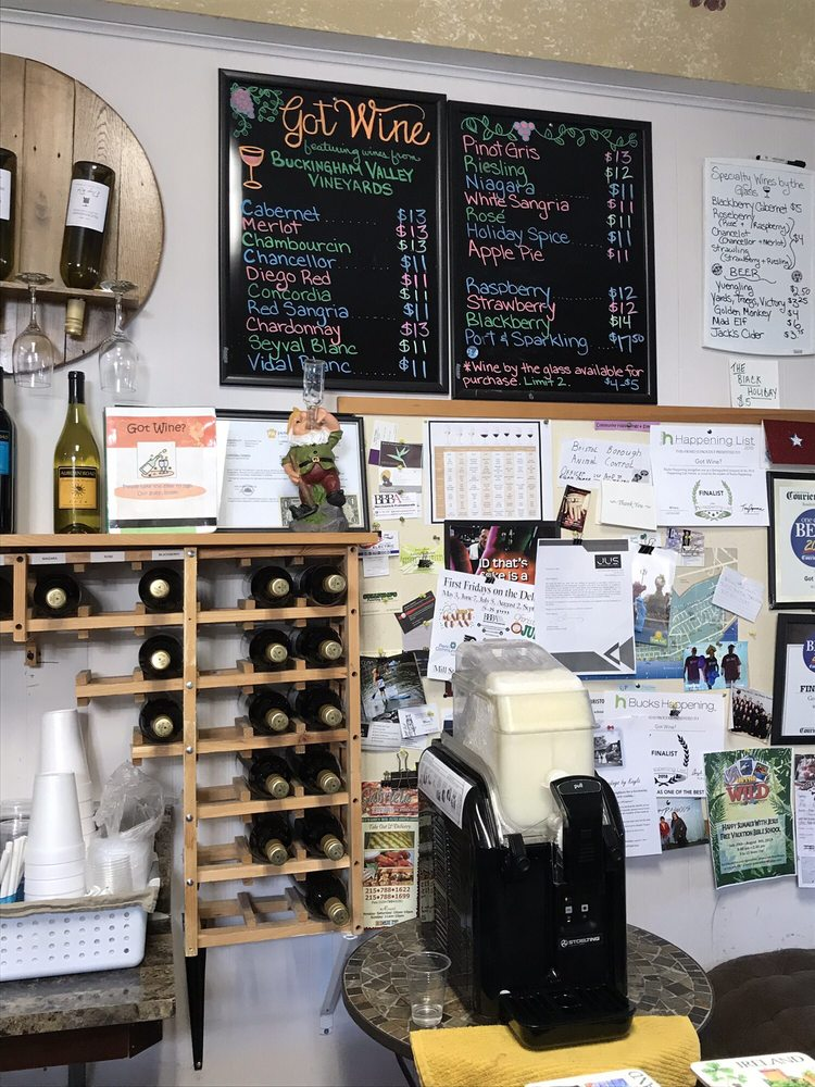 Got Wine?: 483 Pond St, Bristol, PA