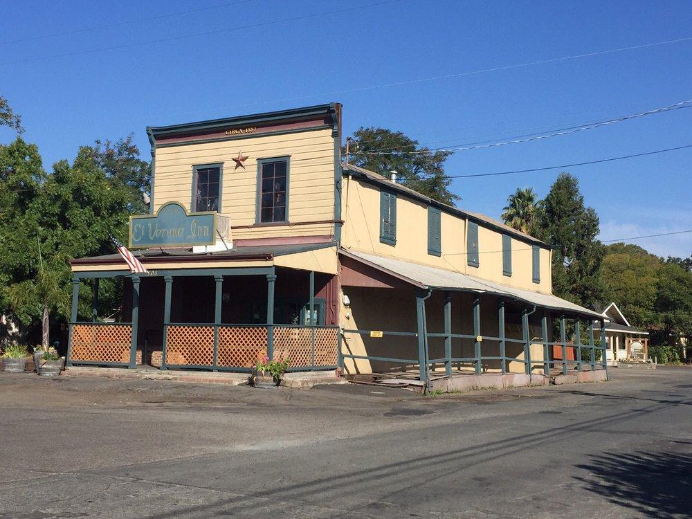 El Verano Inn: 705 Laurel Ave, El Verano, CA