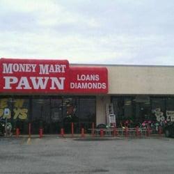 Money Mart Pawn & Jewelry logo