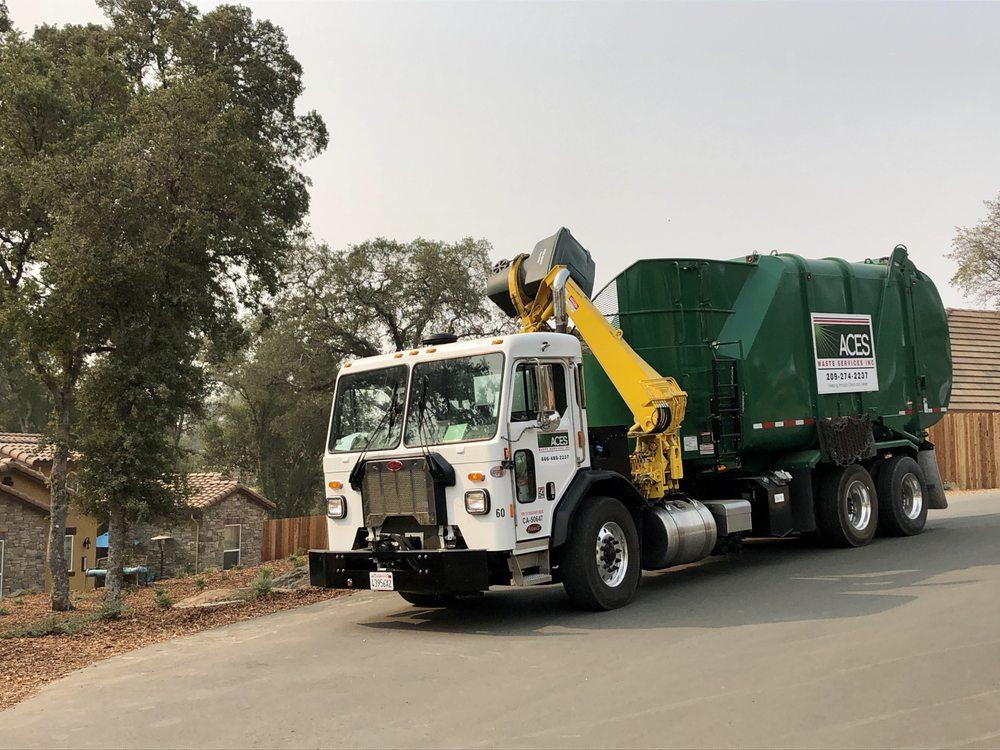 ACES Waste Services: 6500 Buena Vista Rd, Ione, CA