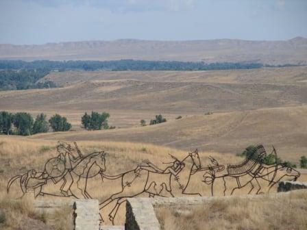Little Big Horn Battlefield: Billings, MT