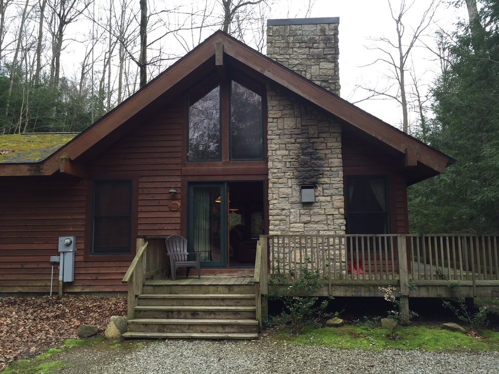 Harvest moon cottages vacation rentals 25873 big pine for Fishing cabin rentals near me