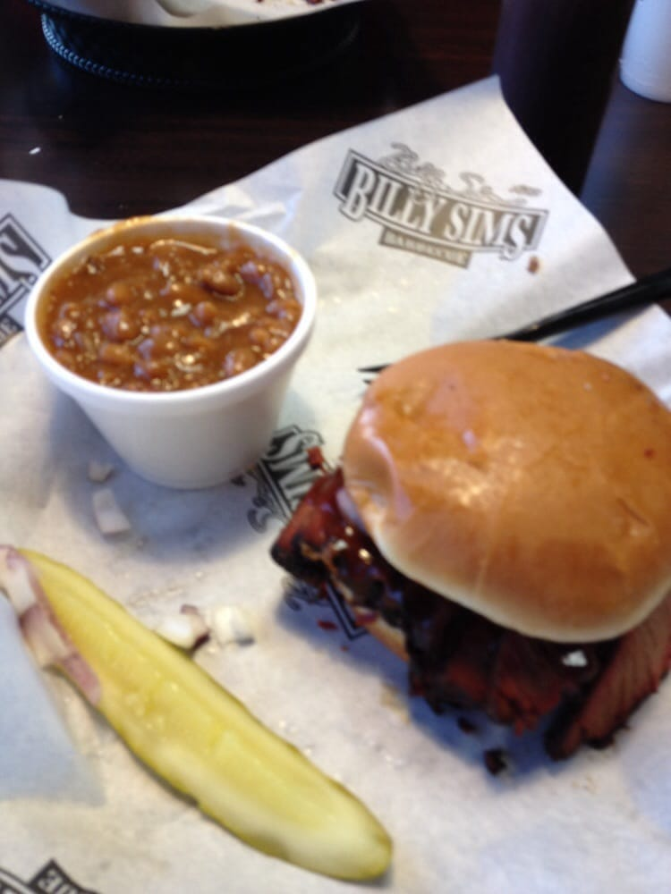 Billy Sims BBQ: 2350 SE Washington Blvd, Bartlesville, OK