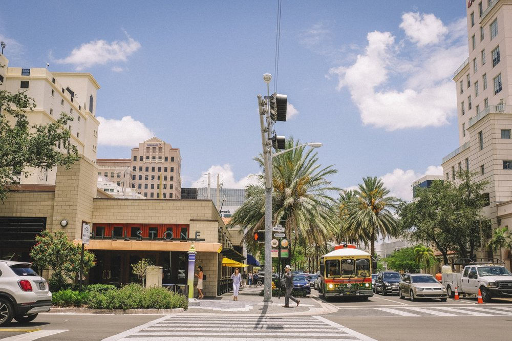 Downtown Coral Gables & Miracle Mile
