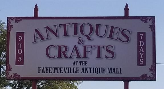 Fayetteville Antique & Craft Mall: 3653 Lincoln Way E, Fayetteville, PA