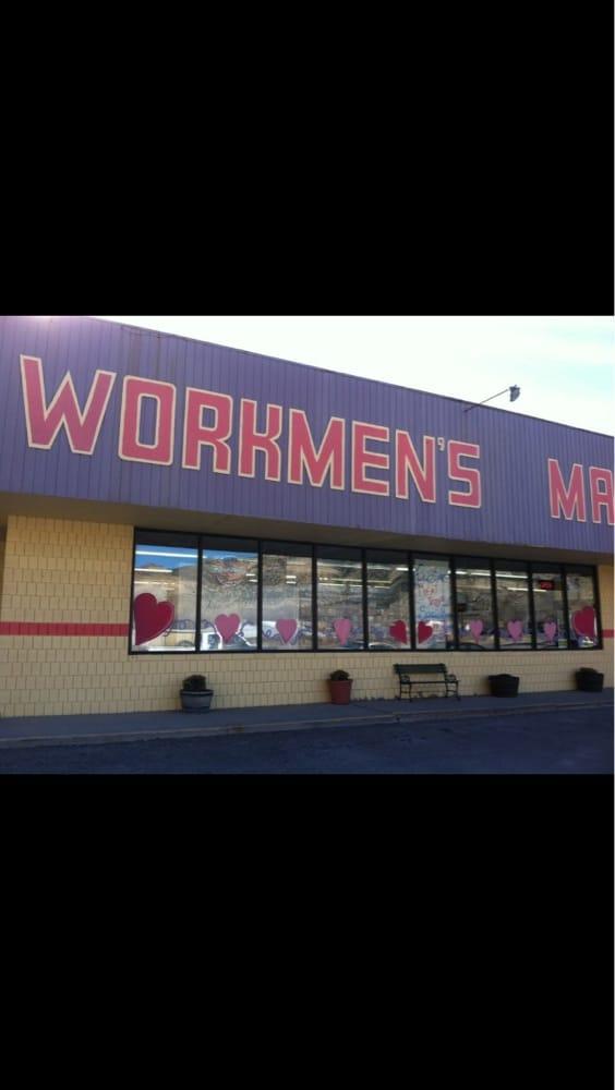 Workmen's Market: 101 W 200th N, Helper, UT