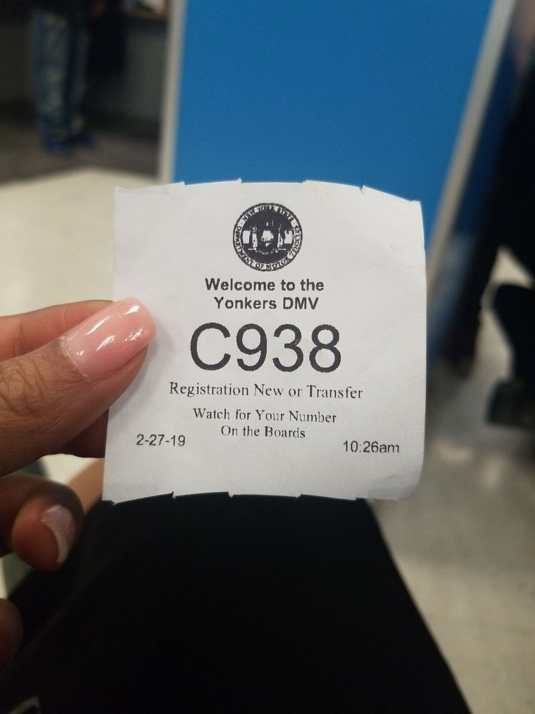 Returning Plates To Dmv Ny >> New York State Department Of Motor Vehicles 52 Reviews