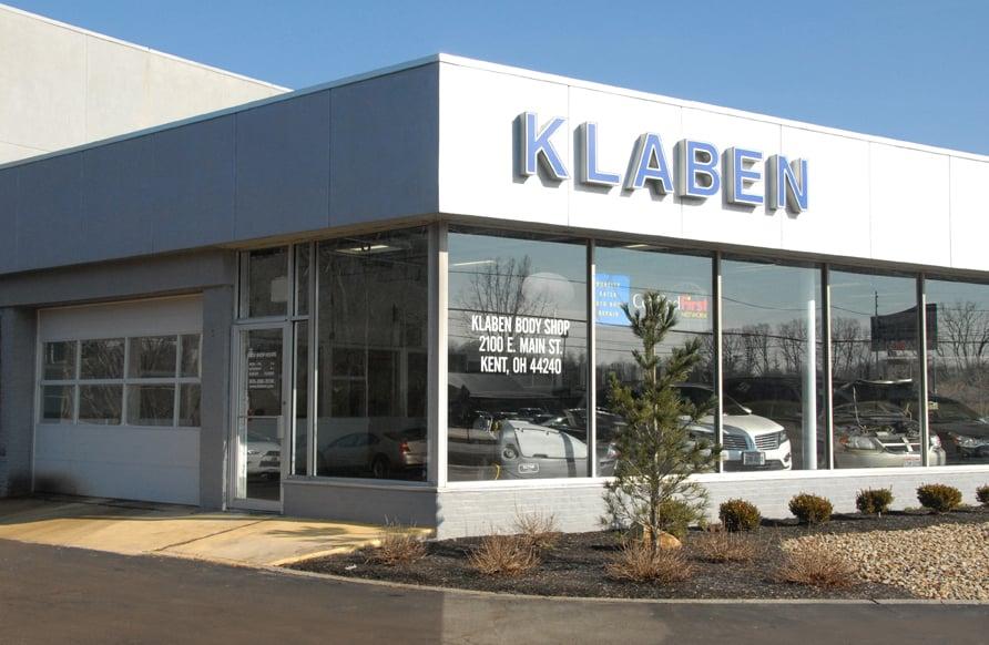 Klaben Auto Stores Body Shop: 2100 E Main St, Kent, OH