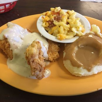Photo Of Rachel S Southern Style Restaurant Watkinsville Ga United States Country Fried