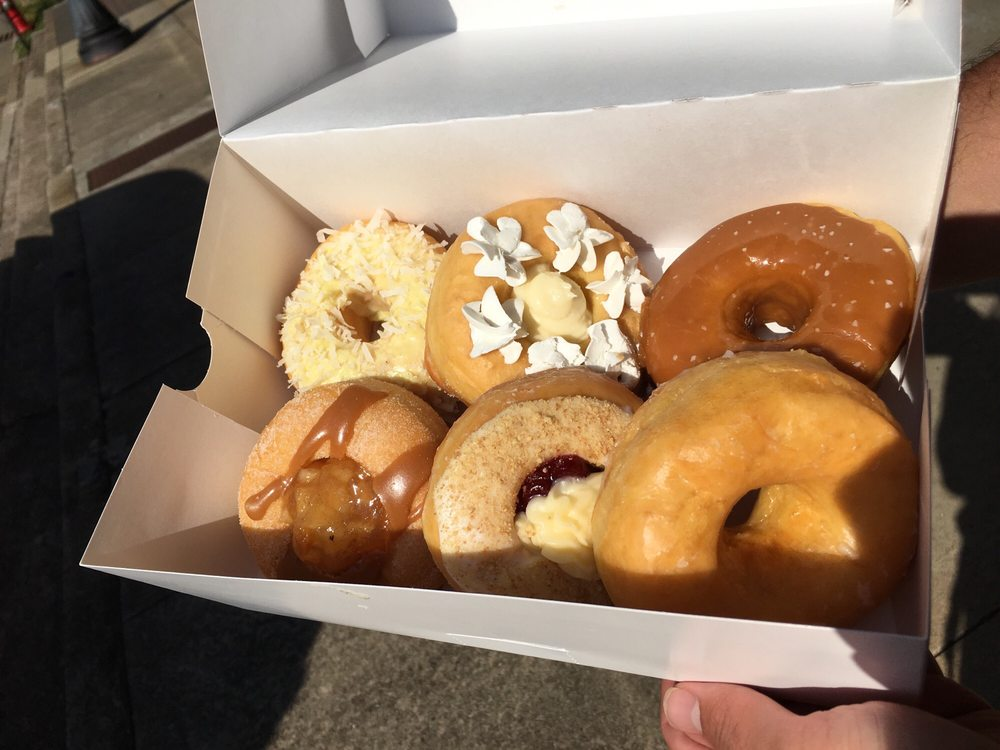 Just Donuts: 23 Iotla Street, Franklin, NC