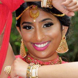 Photo of VogaBeauty - Charlotte, NC, United States. Indian bridal