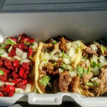 Cactus Mexican Food Hollywood Menu