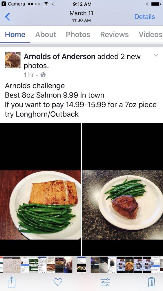 Arnold's of Belton: 759 Anderson St, Belton, SC