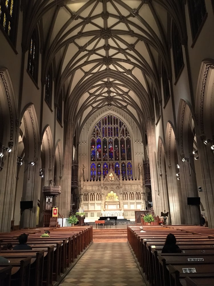 Trinity Church Wall Street 509 Photos 90 Reviews Churches 89 Broadway Financial District New York Ny Phone Number Yelp