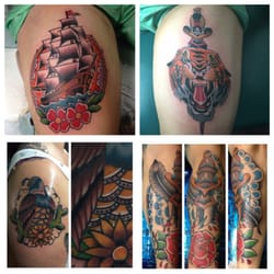 7cce6bb81 Photo of Avenue Tattoo Studio - Lawton, OK, United States. BRIGHT AND BOLD