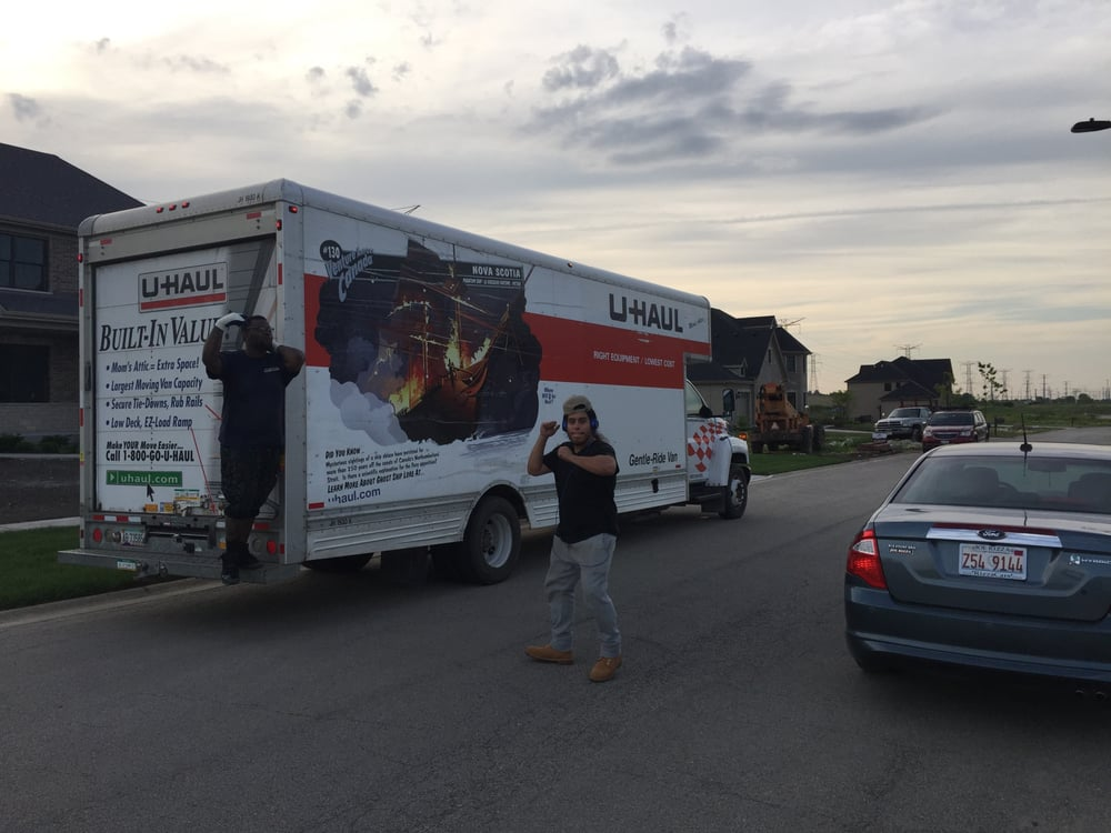 Packed Moving Services 17 Photos Movers Cragin