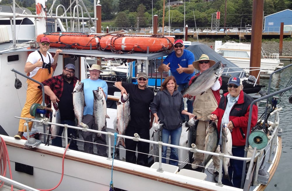 Photos for tidewind sportfishing yelp for Brookings fishing charters