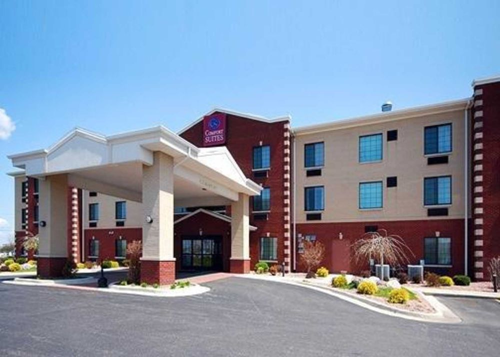 Comfort Suites South: 7644 Caterpillar Court, Grand Rapids, MI