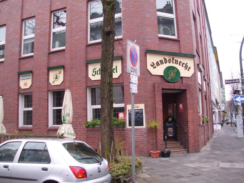 Küchenstudio Düsseldorf Derendorf ~ gaststätte landsknecht chiuso dive bars roßstr 39, derendorf, düsseldorf, nordrhein