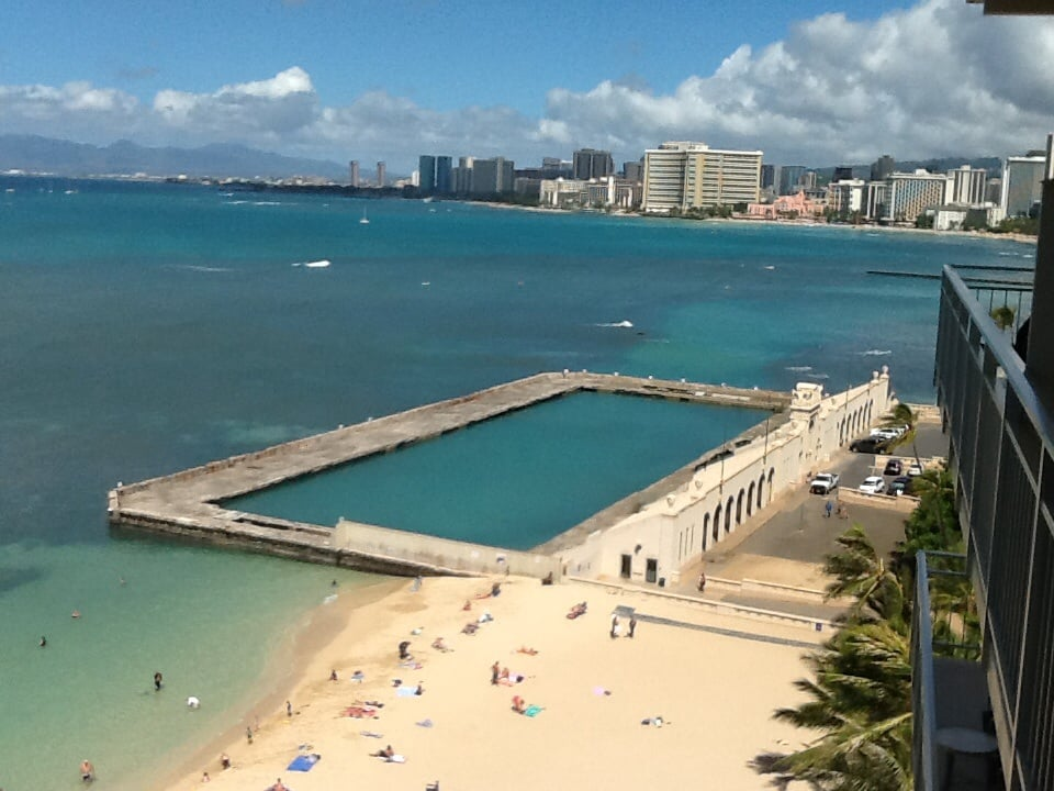Photo Of The New Otani Kaimana Beach Hotel Honolulu Hi United States