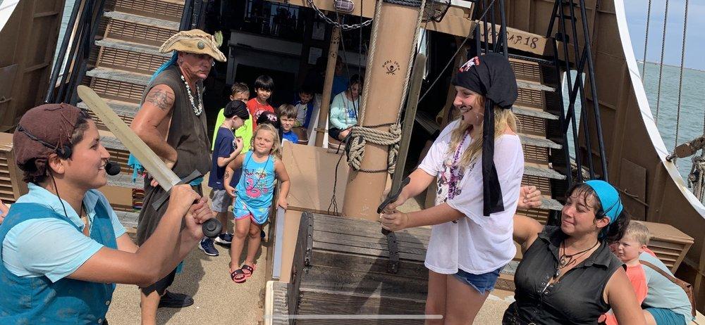 Black Dragon Cruises: 501 E Maxan St, Port Isabel, TX