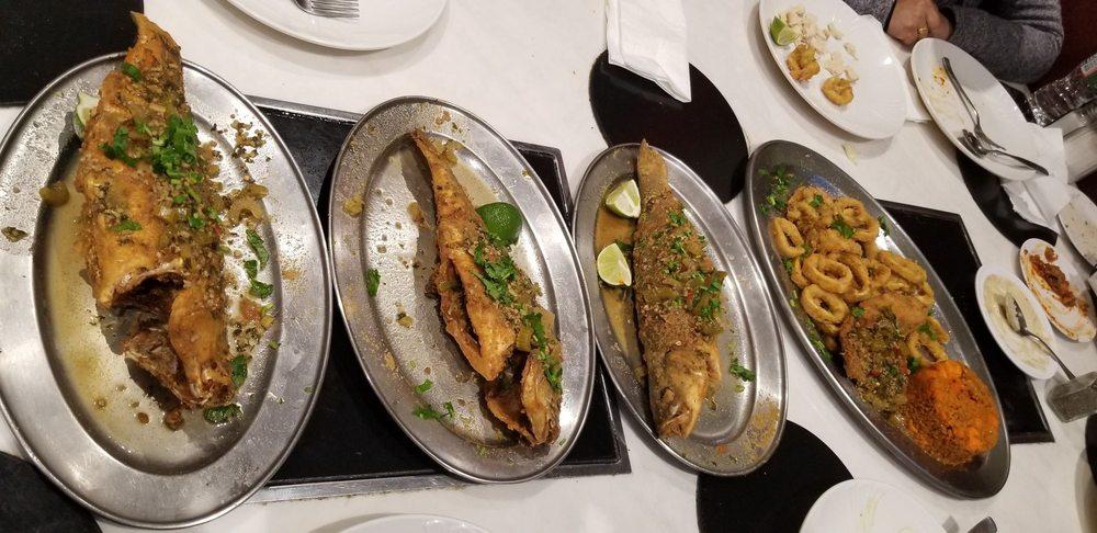 Morgan Fish Market & Restaurant