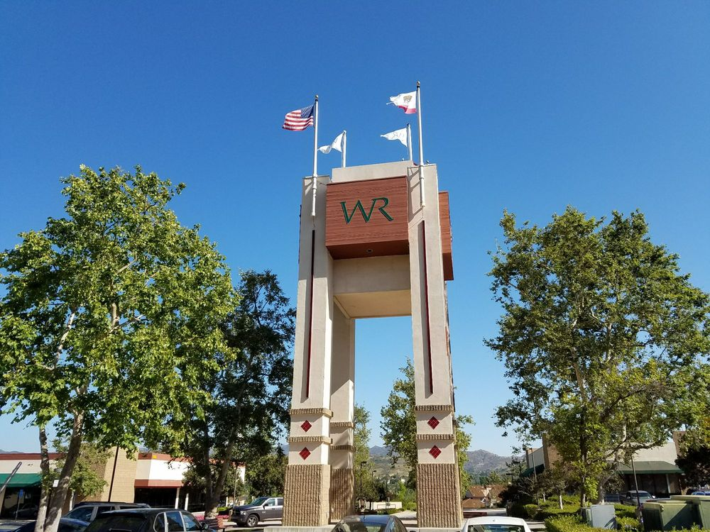 Wood Ranch Shopping Center: Country Club Dr, Simi Valley, CA