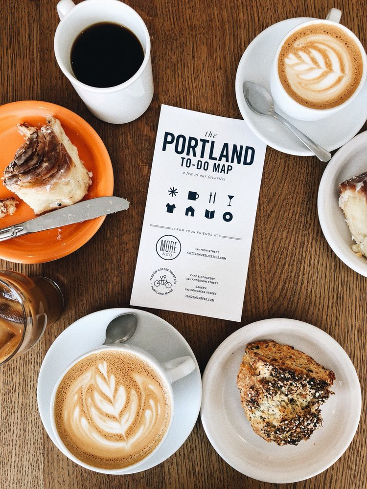 Social Spots from Tandem Coffee + Bakery