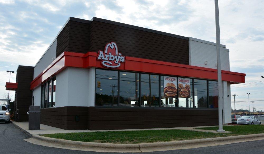 Arby's: 710 Nc 24 27 Byp E, Albemarle, NC