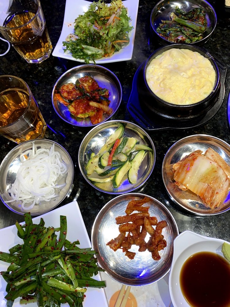 Hwang Soh Grill: 5819 Dempster St, Morton Grove, IL