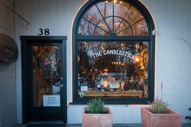 Candlestick: 38 W Spain St, Sonoma, CA
