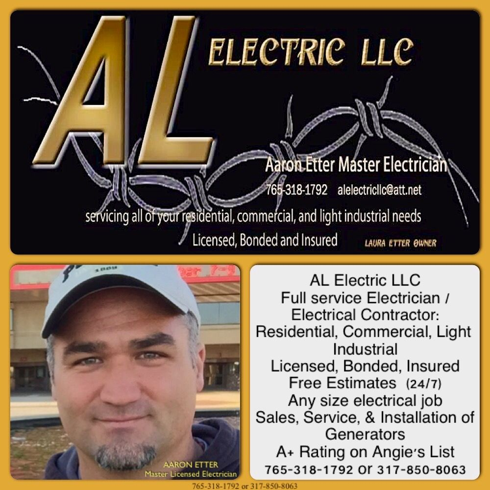 AL Electric LLC: 4895 Old Morgantown Rd, Martinsville, IN