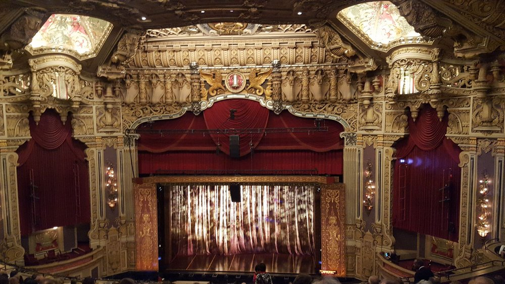 James M. Nederlander Theatre: 24 W Randolph St, Chicago, IL