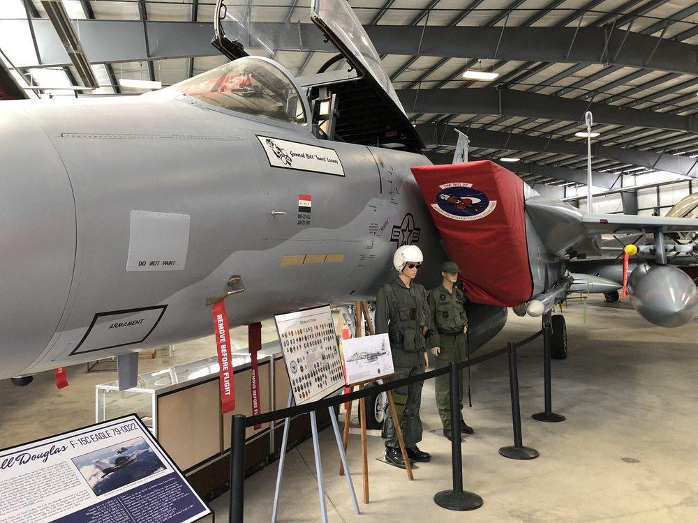 Pueblo Weisbro Aircraft Museum: 31001 Magnuson Ave, Pueblo, CO