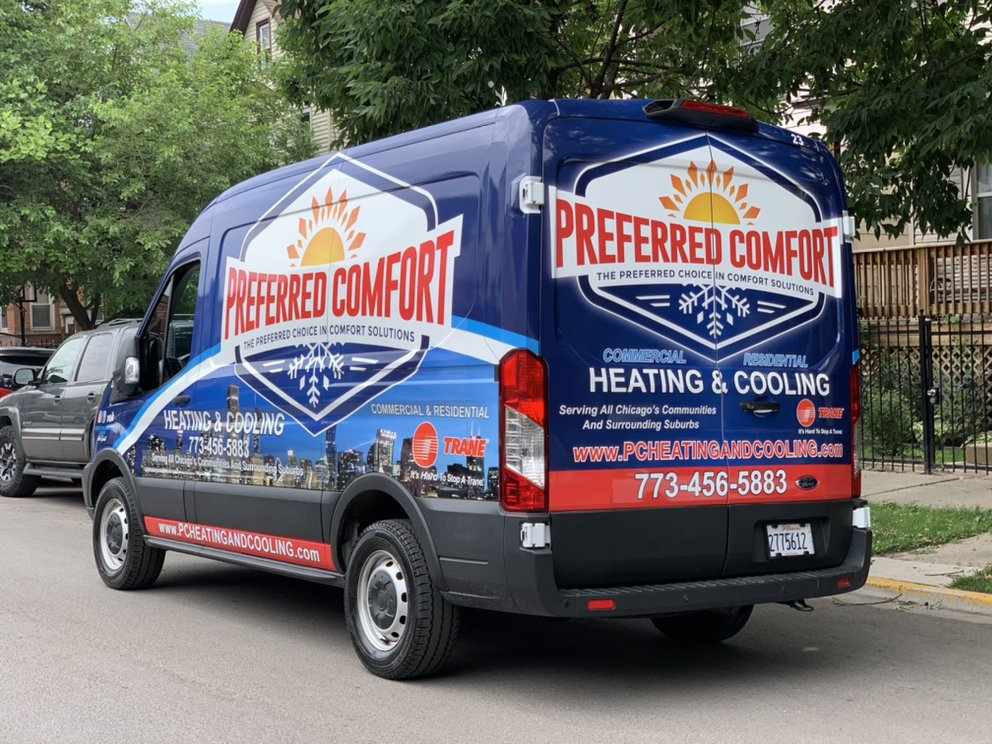 Preferred Comfort Heating & Cooling