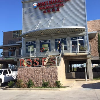 Rose s seafood 167 photos 65 reviews seafood markets for Fresh fish market houston