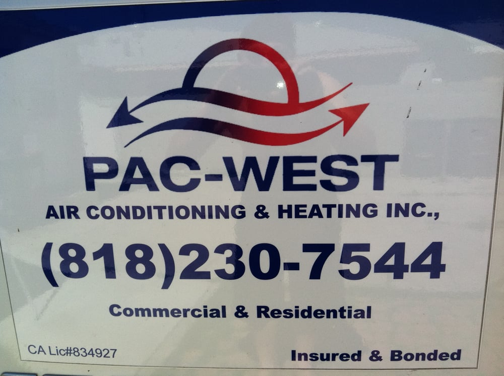 Pac-West Air Conditioning & Heating