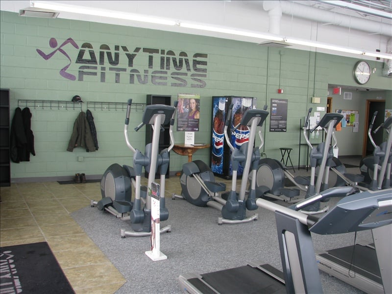 Anytime Fitness: 2317 N 6th St, Beatrice, NE