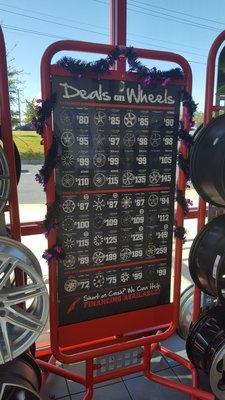 Discount Tire 3869 Washington Rd Augusta Ga Tire Dealers Mapquest