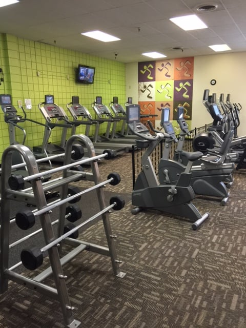 Anytime Fitness: 120 1/2 W Cavour Ave, Fergus Falls, MN