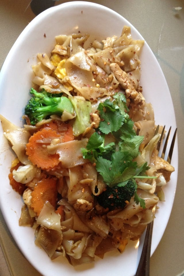 Some kind if pad sew sp yelp for Amarin thai cuisine menu