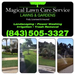 Photo Of Magical Lawn Care Service Beaufort Sc United States