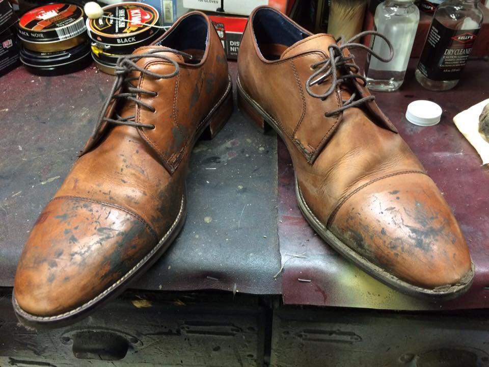 Rivtin's Shoe Repair: 356 Kelley St, Manchester, NH