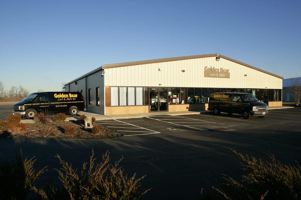 Golden Bear Lock & Safe: 7445 Daron Ct, Plain City, OH