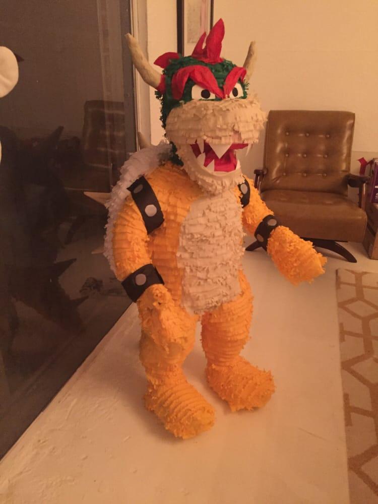 The Little Piñata Shop: 1019 Studewood St, Houston, TX