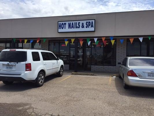Hot Nails & Spa - Nail Salons - 4515 S Georgia St, Amarillo, TX ...