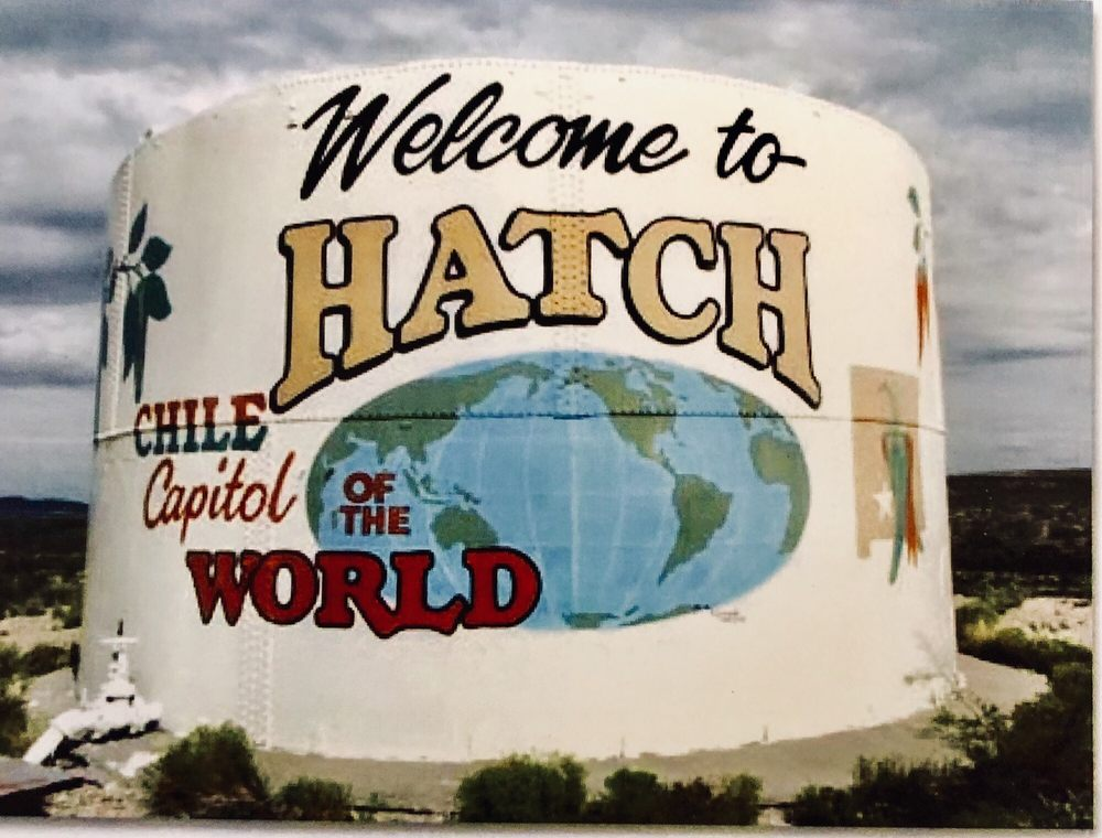 Hatch Public Library: 522 E Hall St, Hatch, NM